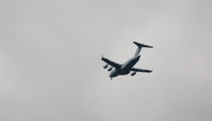 C-17 from the Charleston Air Force Base