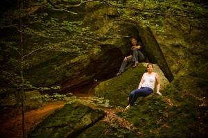 Sean and Bronna