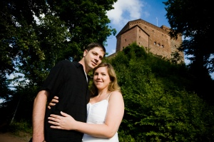 Sean and Bronna to be married July 2009